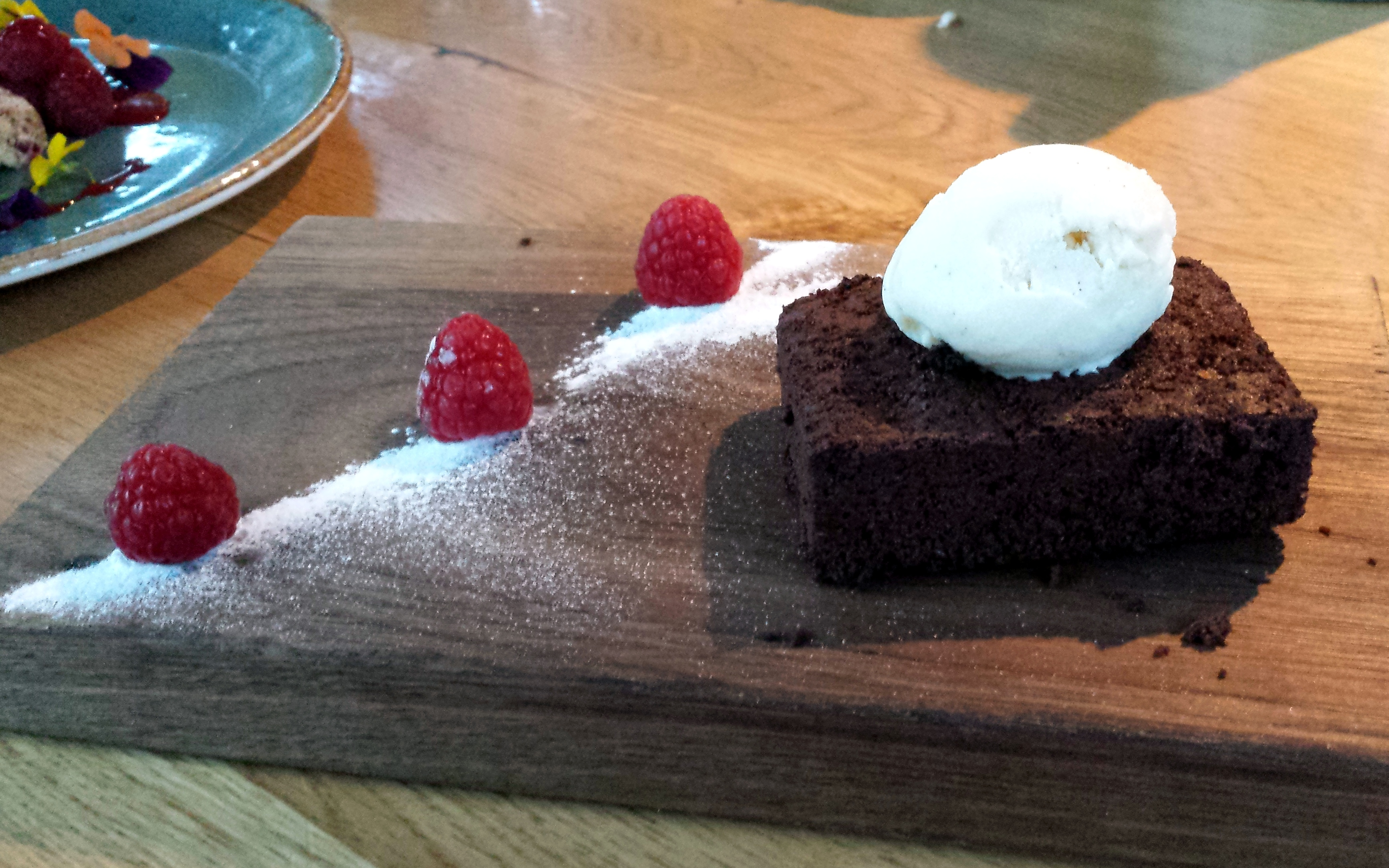 Chocolate brownie The Fable