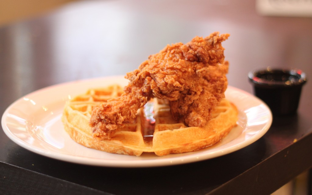 'Chicken and Waffles' Stax Diner