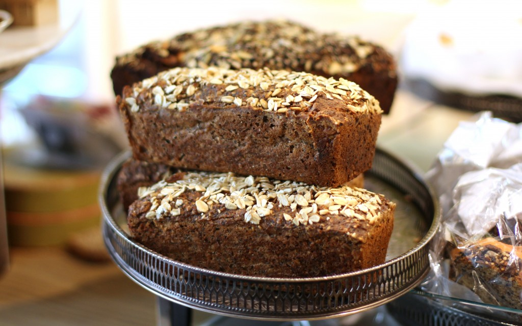 Seeded loaf London