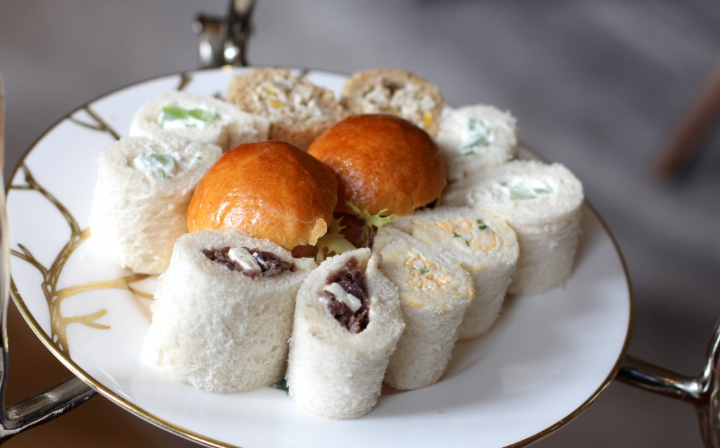 The Rosebery at Mandarin Oriental Afternoon Tea, Knightsbridge, London