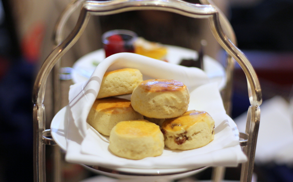 Scones Browns Afternoon Tea Mayfair Hotel Review