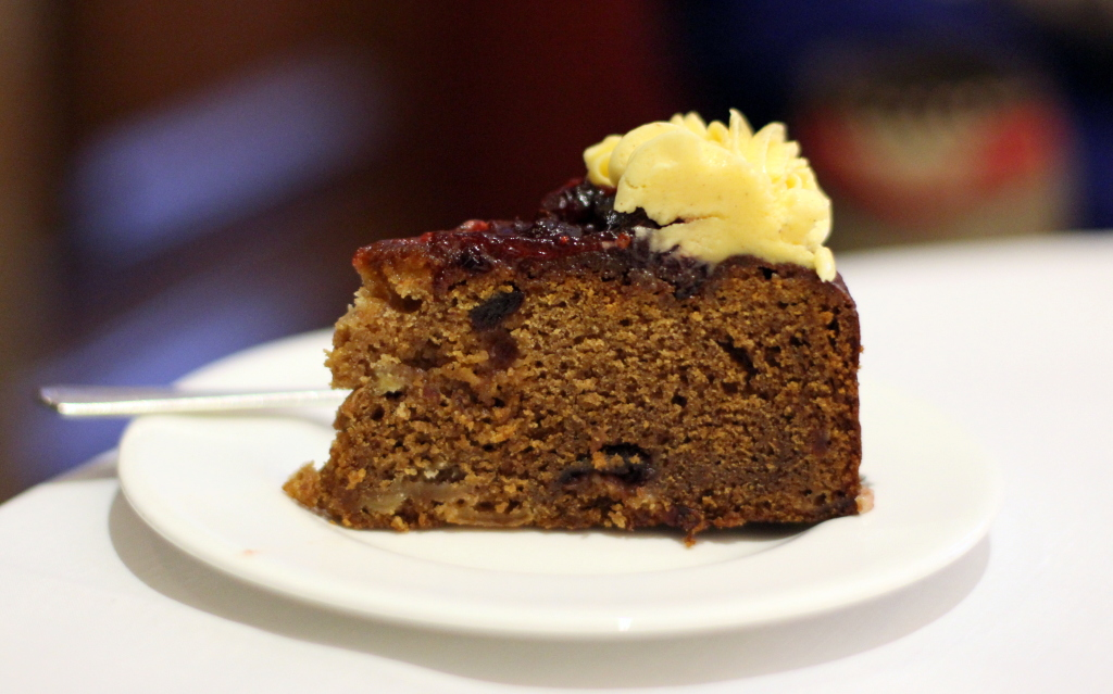 Walnut cake, Browns Afternoon Tea Mayfair Hotel Review