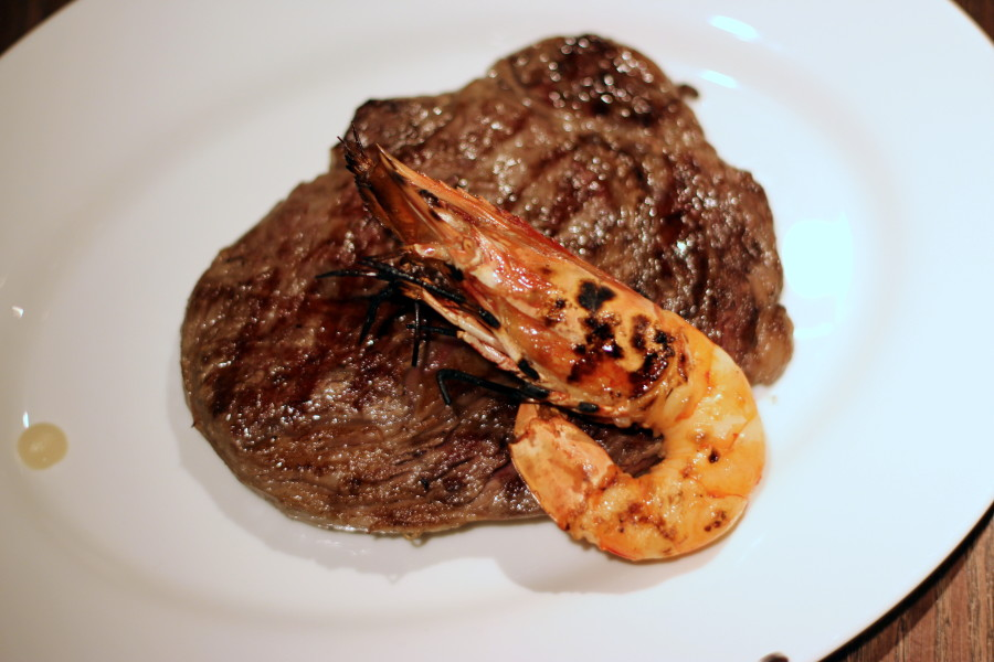 Heliot steakhouse at the Hippodrome Casino review