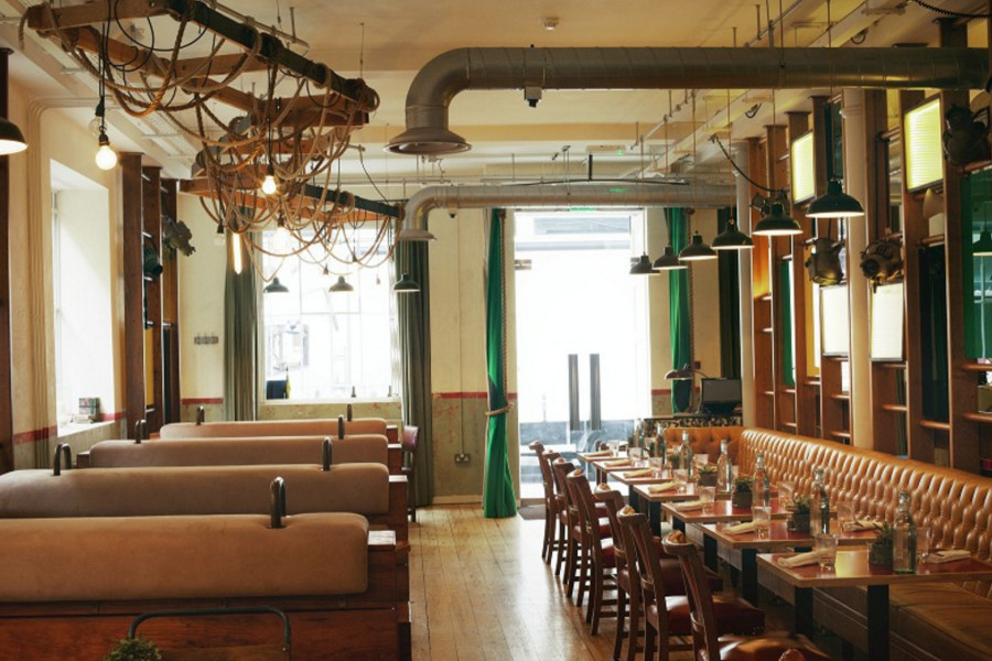London Tanner and co review bermondsey restaurant