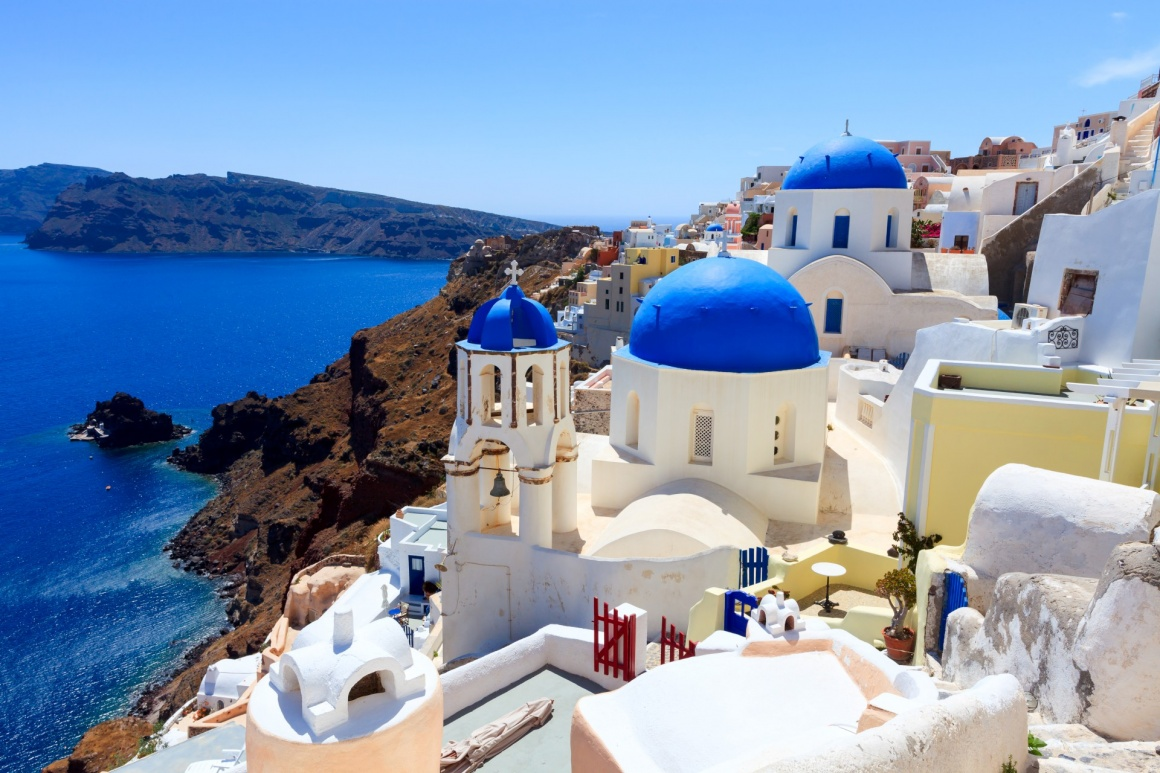The Ultimate Guide - Santorini in 4 days  Wrap Your Lips ...