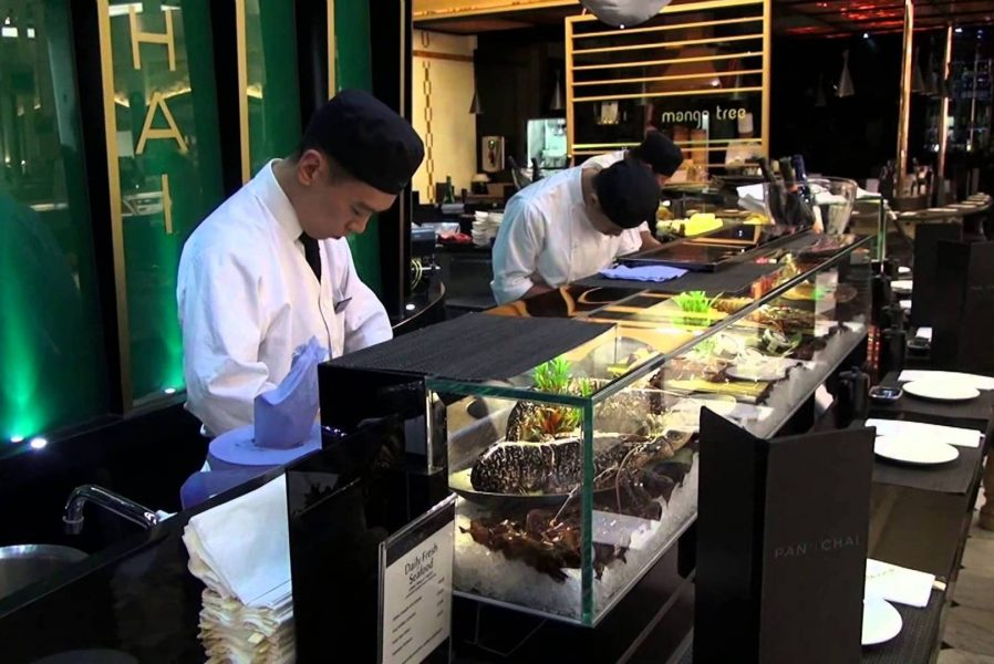 Harrods Special: Luxury sushi at Pan Chai