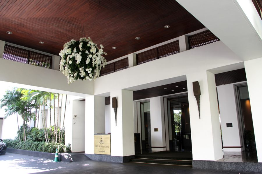 The Sukhothai Bangkok Sathon Review Thailand