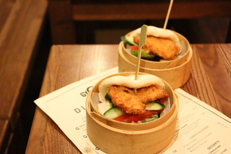Gyoza Bar restaurant review covent garden