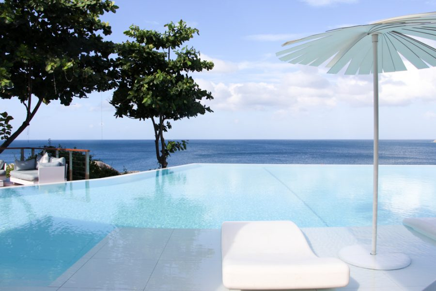 Kata Rocks Phuket Hotel Review Infinity Pool Suite