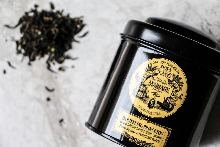 Mariage Freres luxury tea review blog darjeeling
