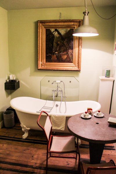 Ad Astra hotel review florence blog Italy