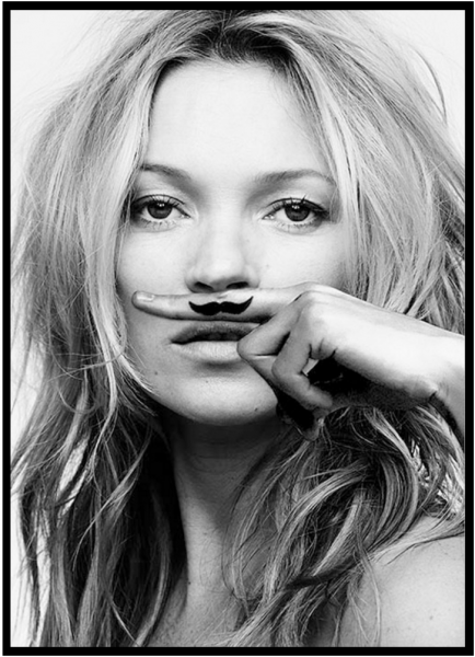 10 Best Prints House Kate Moss Poster Club
