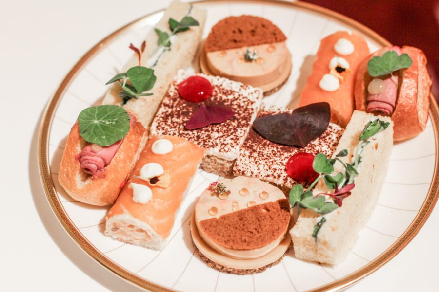 Four Seasons Ten Trinity chocolate afternoon tea review blog wrap your lips around this