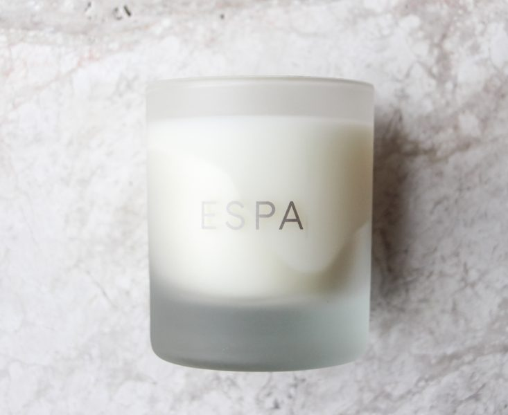 Self-Care favourite products at-home indulgence Espa candle