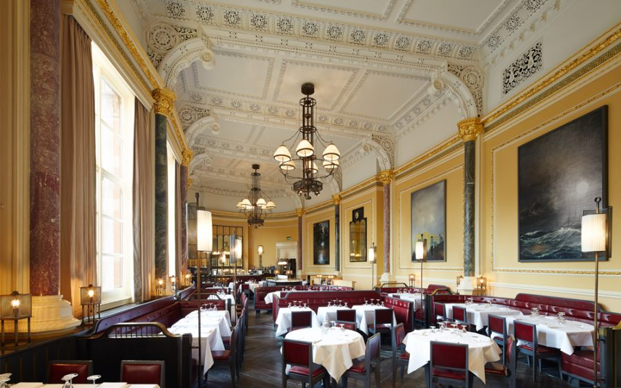 Feast on London Bookatable Gilbert Scott restaurant review wrap your lips around this