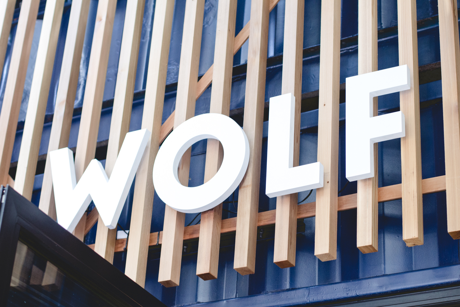 Wolf II restaurant Finsbury Square Liverpool Street London blog review