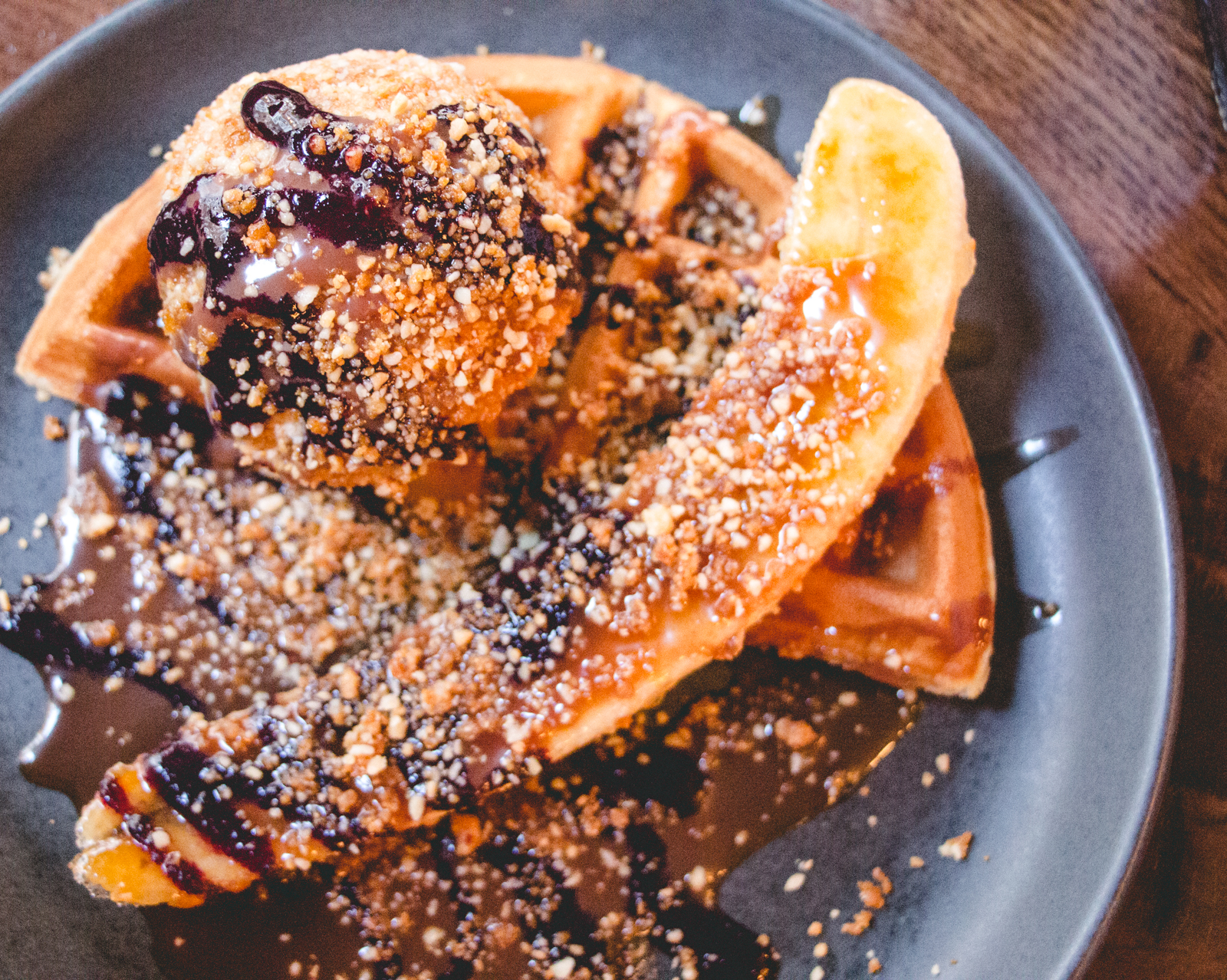 Instagram most instagrammable desserts best pictures dessert london wrap your lips around this waffles peanut butter dirty bones soho