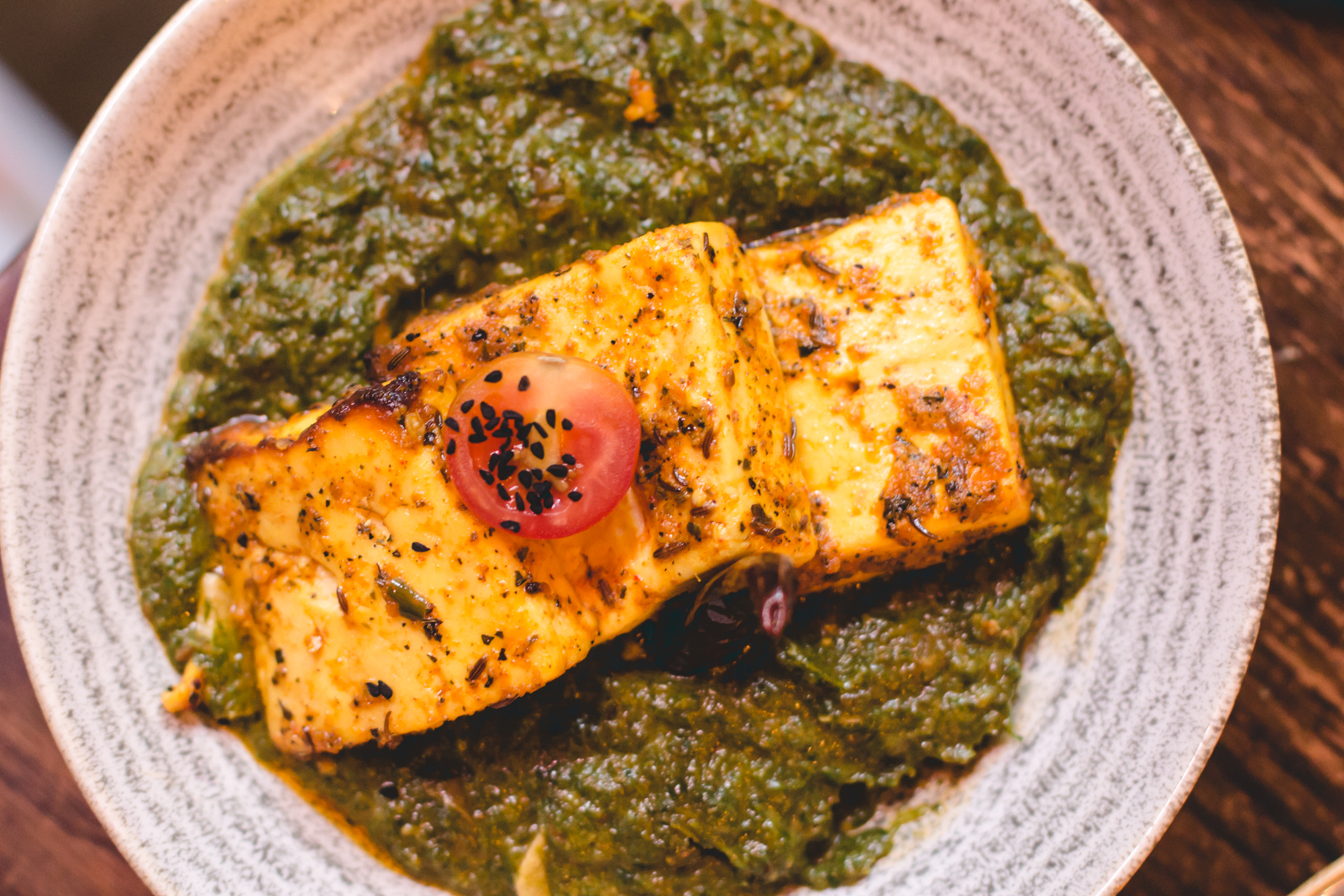 Gunpowder london restaurant review blog wrap your lips around this Indian food saag paneer