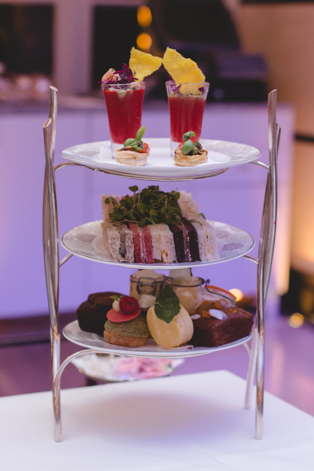 Conrad St James Hotel Summer Afternoon Tea review wrap your lips around this London
