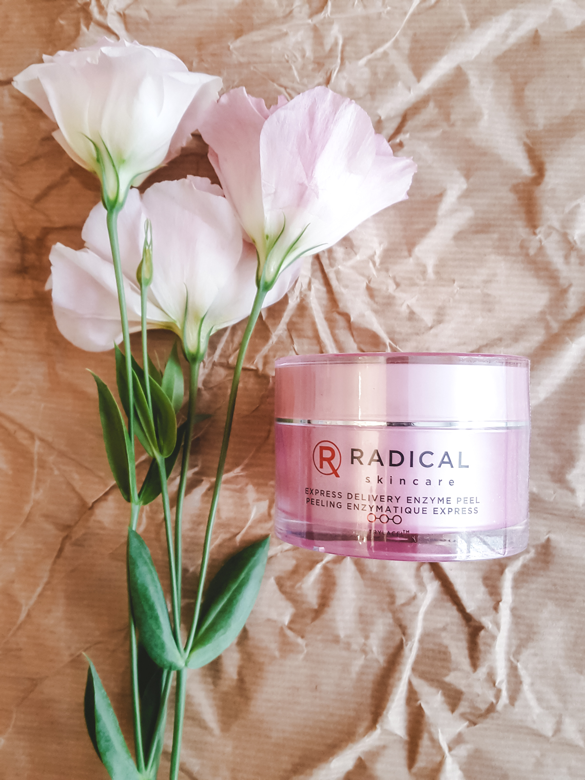 Radical Skincare review blog london wrap your lips around this