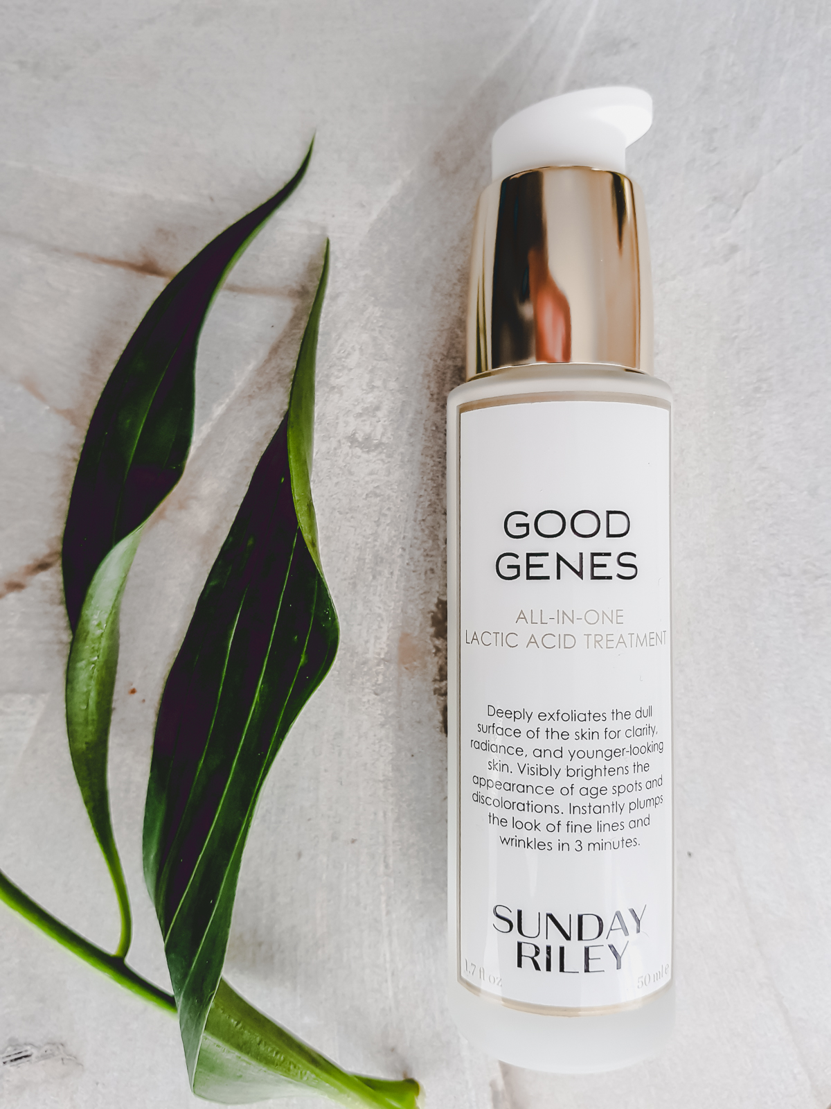 Sunday Riley skincare review blog wrap your lips around this