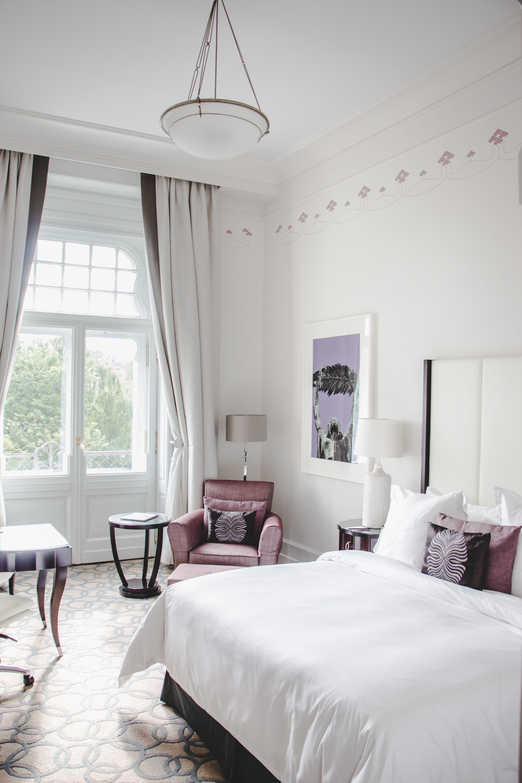 Four Seasons Gresham Palace budapest hotel review blog wrap your lips around this