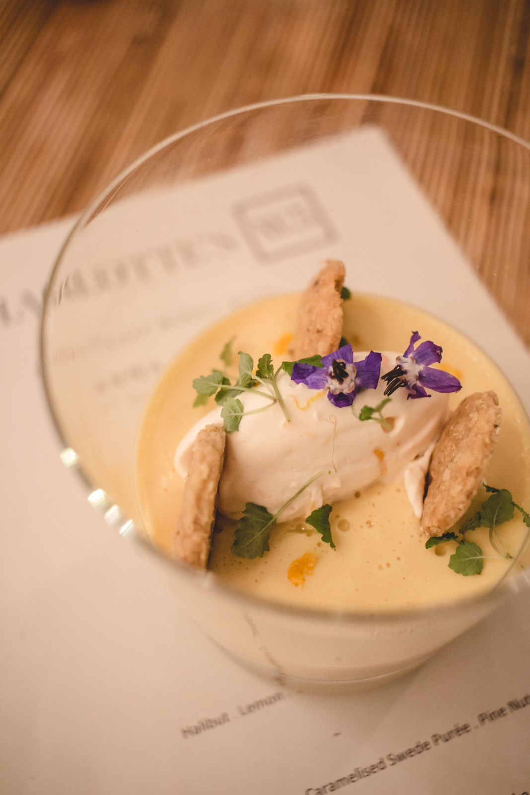 Charlottes W5 restaurant review blog ealing wrap your lips around this