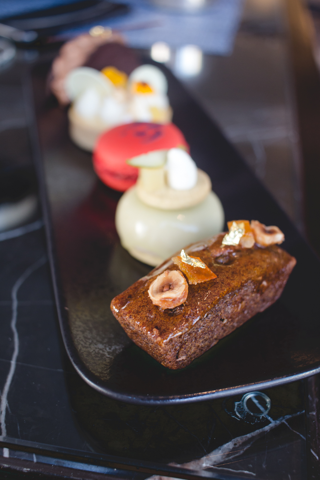 shangrila shard hotel Ting restaurant review blog London wrap your lips around this