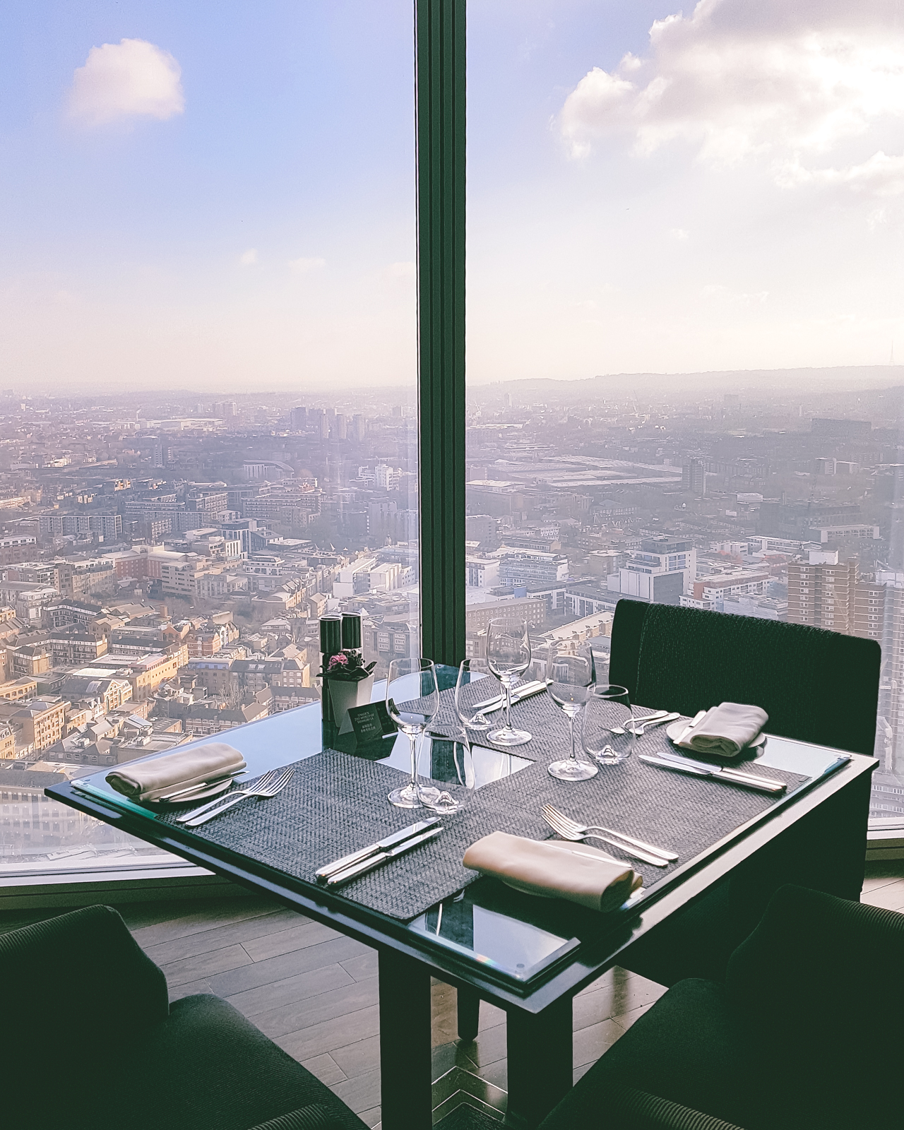 Restaurant Shard Ting Review