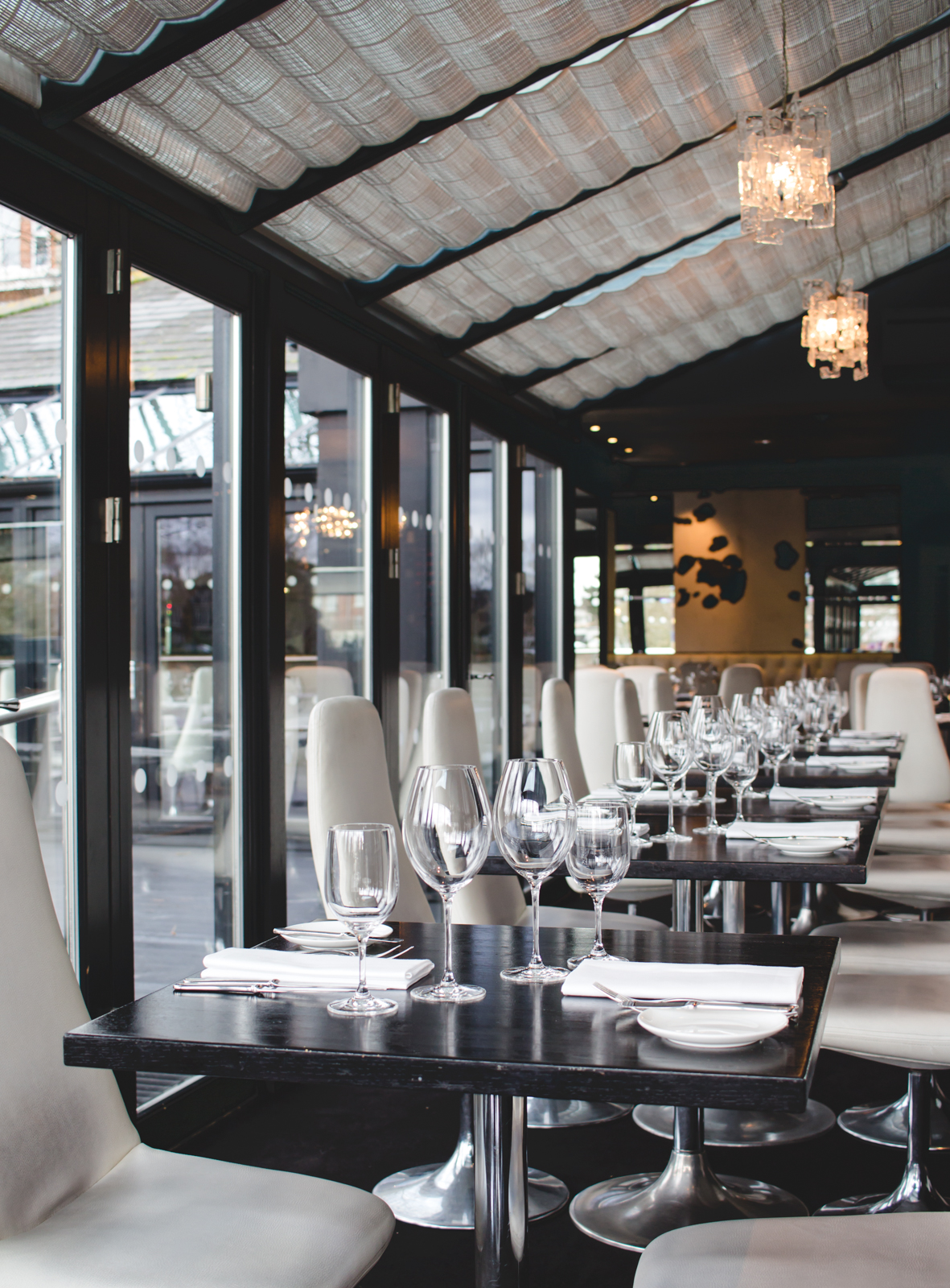 Valentines Day Lunch at Gaucho, Richmond terrace